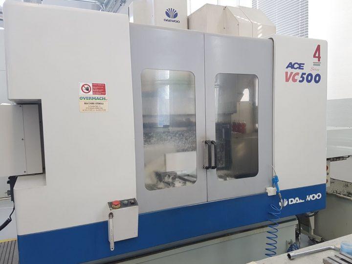 Novità DAEWOO ACE VC500