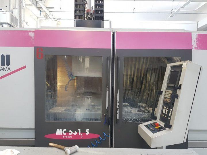 Novità STAMA MC513
